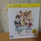 PS3 ソフト  テイルズ オブ エクシリア