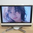 20型液晶テレビをお譲りします!!【シャープ アクオス 液晶カラー...