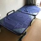 【3/25受取】折りたたみベッド