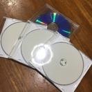 DVD-RW3枚、CD-R