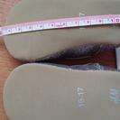 H&M 新品未使用バレエシューズ 10~11cmくらい