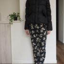 【NOLLEY'S】花柄カラーデニム