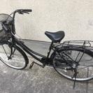 急募 自転車 ギア付き オートライト