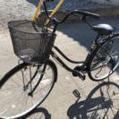 交渉中!!!【本日限り】27インチ自転車★黒