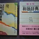 未使用 美本 新入学にドイツ語辞典2冊(独和辞典と和独辞典)