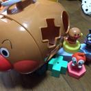 【中古】アンパンマン パズルおもちゃ