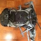 Osprey ケストレル 38 グレー M/Lサイズ