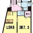 新築物件st3086『レオナール西早稲田』賃料13.3万円管理費 ...