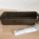 新品!ニトリ収納BOX&レールセット
