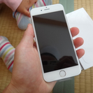 Apple docomo iPhone 6 16GB シルバー