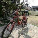 イグニオ(スポーツデポ) 電動アシスト自転車 あげます