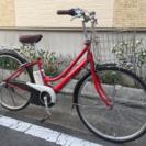 【セール!】ヤマハ パス 電動アシスト自転車
