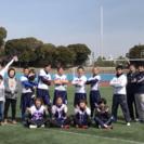 マイナーだけど激アツ‼️〜男女メンバー募集〜【フラッグフットボール...