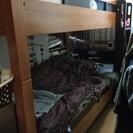 大人用二段ベッド