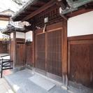 京都の京都市、下京区にあるシェアハウス♪ 木造住宅をモダンに改装 ...