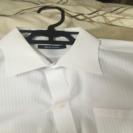 【中古】白カッターシャツ