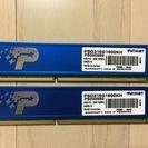 デスクトップメモリDDR3-1600 16G(8Gx2)