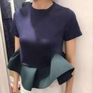 ❣️新品❣️birthdaybash ペプラムTシャツ
