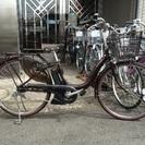 ヤマハ電動自転車ナチュラXLデラックス26 カカオ PA26NXLDX