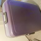 旅行用スーツケースです。70cmX55cmX23cm