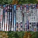 洋画・邦画DVD各種25本セット