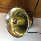 ホーン型トランペットスピーカー 金属製