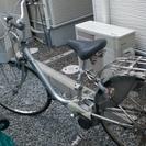 パナソニック 電動自転車 動作問題なし 26インチ