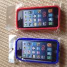 iPhone 5、5S.SE専用ソフトケース 新品未使用 値引き