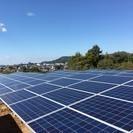 【☆☆急募 4名☆☆】埼玉県 太陽光発電工事 - 児玉郡