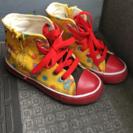 17 17.5センチ スニーカー 靴