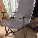 Coleman折りたためる椅子(3月末まで)
