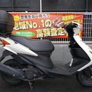 スズキ アドレスV125S 2010年モデル  19306km