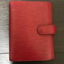 Louis Vuitton ルイヴィトン エピ 手帳