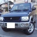 H12 パジェロミニ X 車検31.4.30 社外CD レーダー...