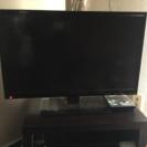 32型液晶テレビ。