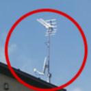 700MHzテレビアンテナ工事