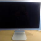 【値下げ!】Apple Cinema Display (20インチ...