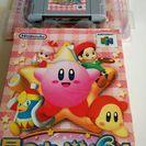 値下げ💴⤵『星のカービィ』Nintendo64