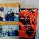 SMAP『ジャニーズワールド』『SMAP007MOVIES』 ビデ...