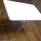 KEA(イケア) RIAN サイドテーブル ホワイト