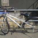 自転車 shimano 6段切り替え オートライト 手渡し    ...