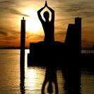 瞑想とヨガとお茶会
