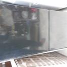 ユーイング 110L 2ドア冷蔵庫(ギャラクシーブラック 2014年