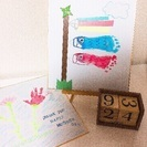 こどもの日の鯉のぼりや母の日のプレゼントを手形足型で作ろう!