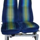 京成特急スカイライナーの椅子です、手摺はありません。  ※取りに...