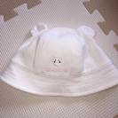コムサ ベビー帽子 美品❣️