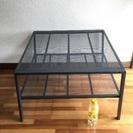 【値下げ】IKEA 棚 物置きテーブル  - 千葉市