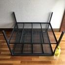 【値下げ】IKEA 棚 物置きテーブル  − 千葉県