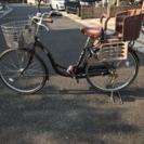 【引き取りのみ】3段変速 子育て自転車