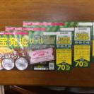 ヴィレッジヴァンガード 株主優待券5000円 お宝発掘セール招待券3枚